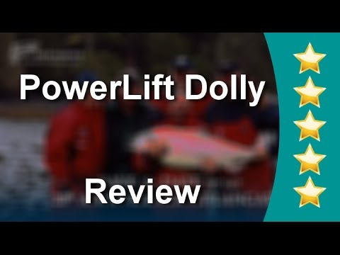 PowerLift Dolly Duncan BC 250-701-1716 - Rick Hansen Foundation Review