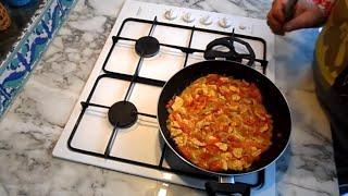 تحميل فيديو اكلة سهلة وسريعة - المطبخ التونسي - Tunisian Cuisine -  Easy and fast eaters