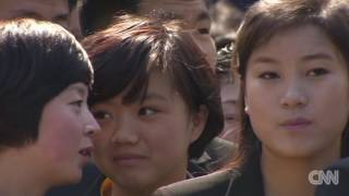 North Korea issues warning as US strike group heads to Korean Peninsula