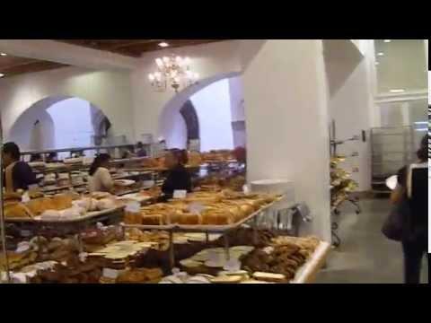 La Ideal Bakery, Mexico City, Centro Historico