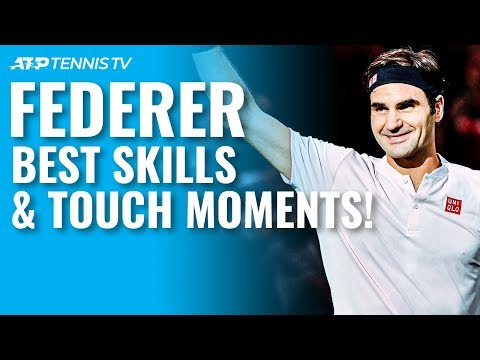 Roger Federer: Most Unbelievable Skill Moments!