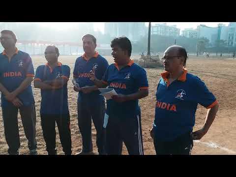 Indian cricket club (ICC) 17/01/2018