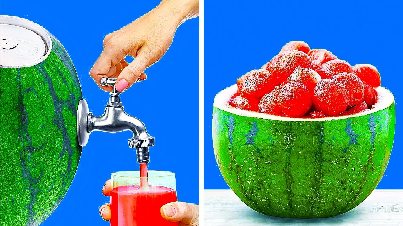 19 CRAZY FOOD HACKS THAT WILL SURPRISE YOU