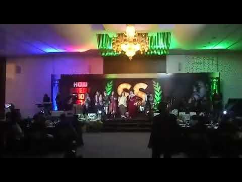 "All artis ""AKU INDONESIA"" for BDAY Mr.SANDEC SAHETAPY IN HOTEL LE MERIDIAN"