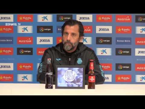 """Quique Sánchez Flores: """"M'encanten totes les competicions"""""""
