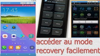 comment redemarrer les appareils Android en mode recovery