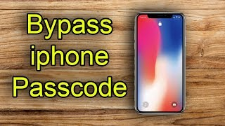 Bypass any iphone Passcode Just in Minutes | How to Unlock Iphone | How to Bypass Iphone Lock Screen