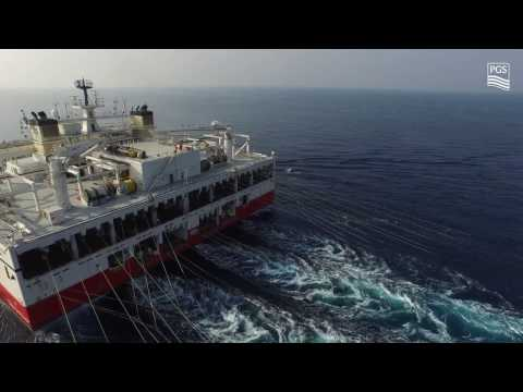 Ramform Hyperion - Ramform Titan Class Vessel