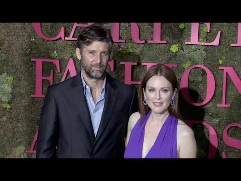 Julianne Moore and more on the red carpet for the Green Carpet Fashion Awards in Milan
