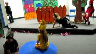 Peter And The Wolf Play