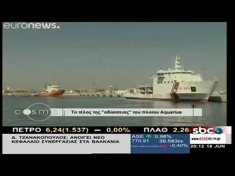 Cosmos εκπ 66 | 18-06-18 | SBC TV