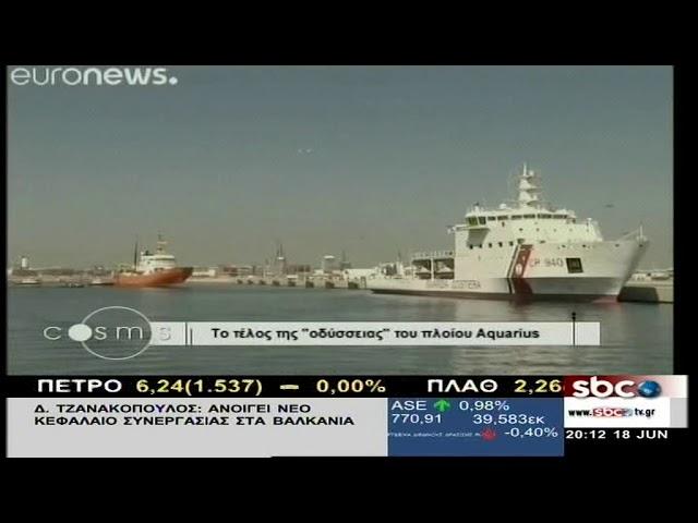 Cosmos εκπ 66   18-06-18   SBC TV