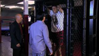 "Eddie Bravo RETURN OF THE DEATH KNUCKLE Starring: Renato Laranja, Christo Garcia, Joey ""Karate"" Diaz"