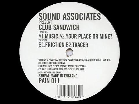 Sound Associates - Friction