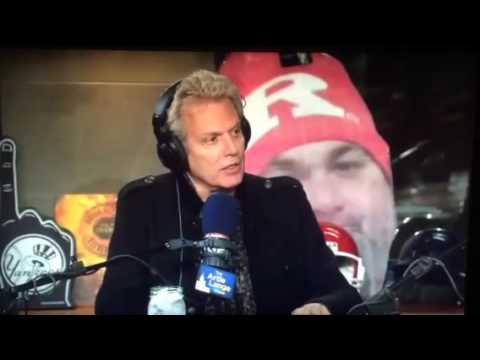 Don Felder discussing Victim of Love
