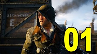 Assassin's Creed: Syndicate - Part 1 - The Beginning (Let's Play / Walkthrough / Gameplay)