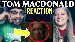 Tom MacDonald - Cancer #Reaction