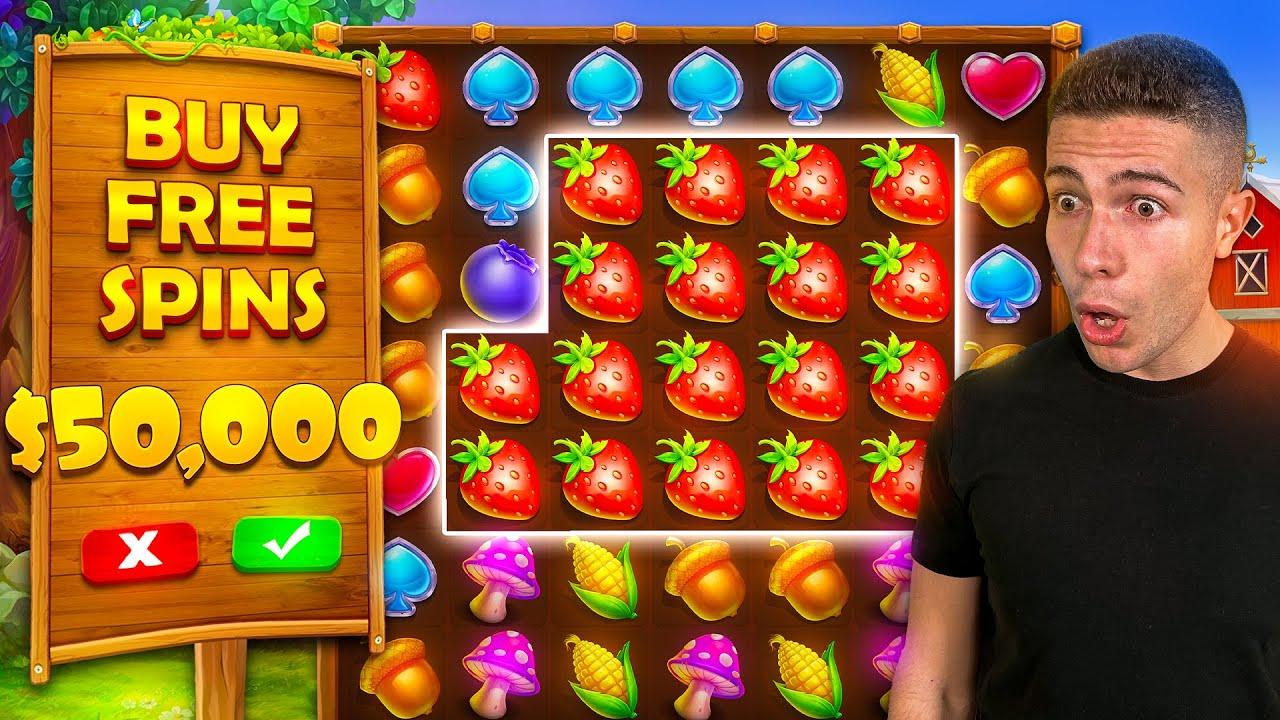 $50,000 Bonus Buy on CHICKEN DROP 🐔 (50K Bonus Buy Series #16)
