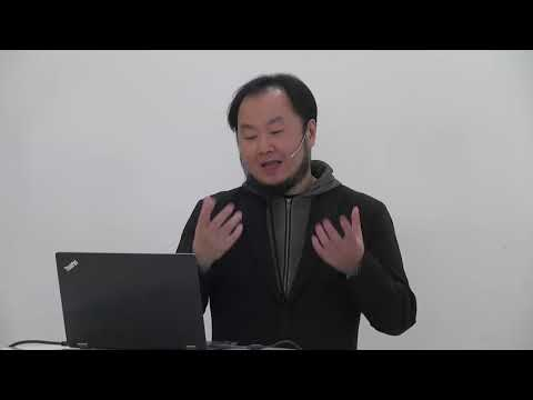 Digital Fabrication Lecture Series: Lei Yu