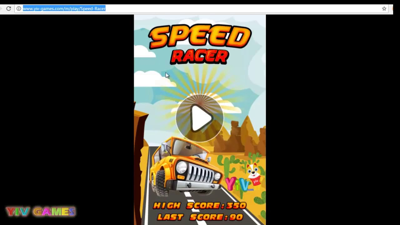 Speed Racer Yiv Game Reviews Youtube