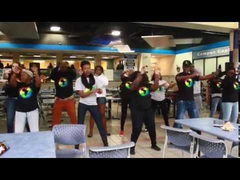 African Students Association FlashMob 2014