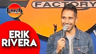 Erik Rivera I Hope We Make It Laugh Factory Stand Up Comedy