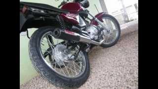 Torbal Floripa YBR 125cc 2004 Reformada