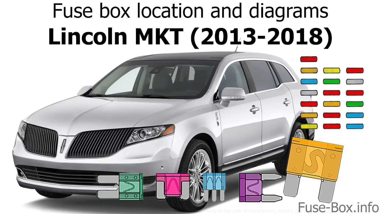 Fuse Box Location And Diagrams  Lincoln Mkt  2013-2018