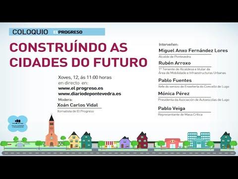 Foro Grupo El Progreso ► Construíndo as cidades do futuro