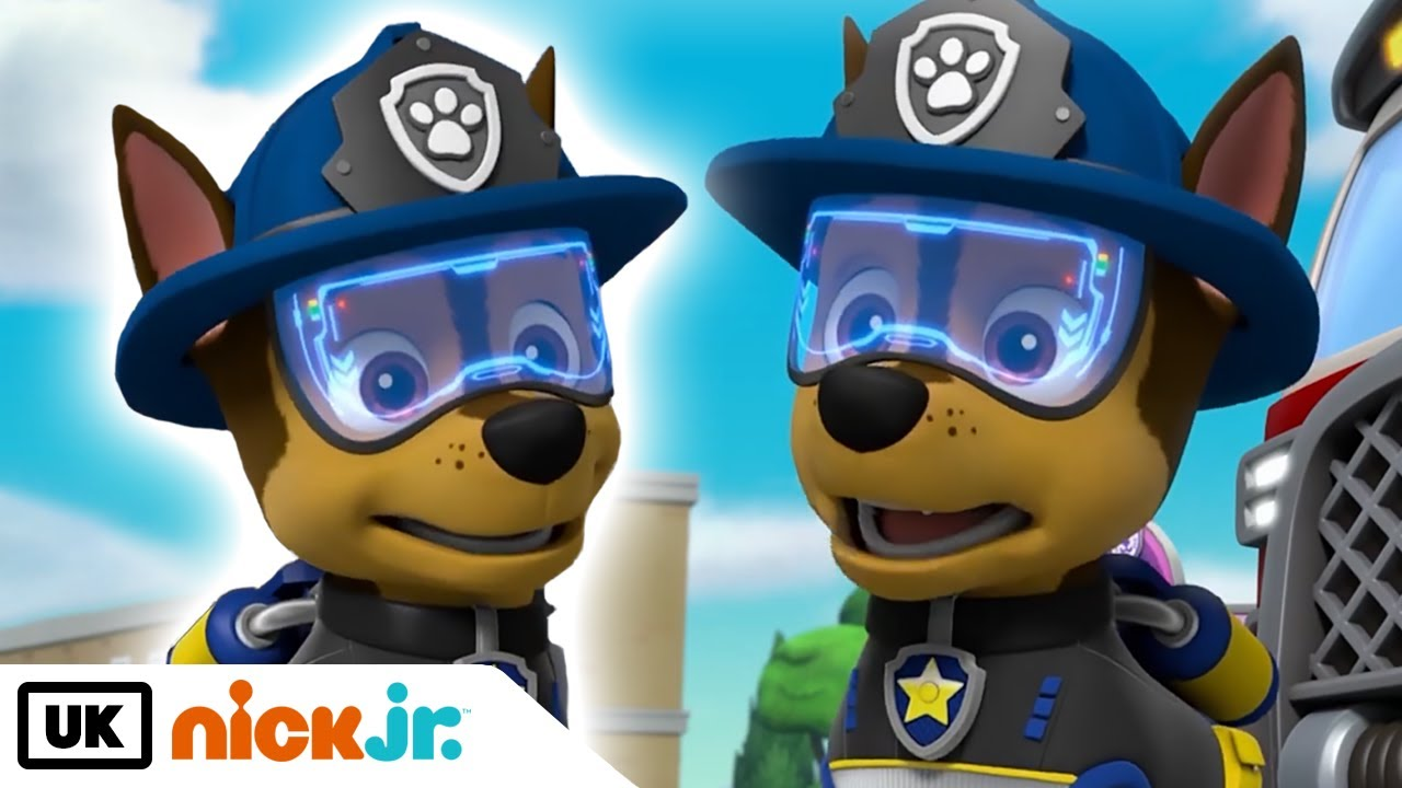 PAW Patrol | Ultimate Rescue: Pups Save the Opening Ceremony | Nick Jr. UK