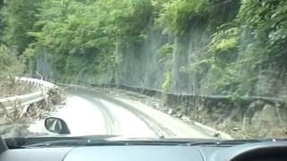 2016/09/04 岩泉 落合~大川~小川 国道340 県道171