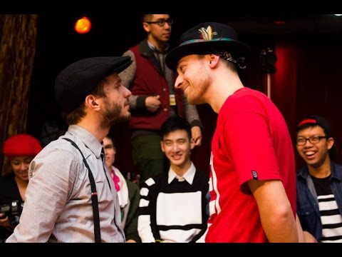 On Point 2015 - Locking Final - Scramblelock vs Treklock - Montreal - Mar 21 2015
