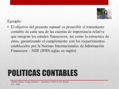 Politicas Contables 2
