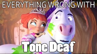Everything Wrong With Tone Deaf In 14 Minutes Or Less