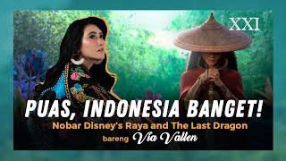 KERASA BANGET BUDAYA INDONESIA dan ASIA TENGGARA LAINNYA | Nonton bareng Via Vallen