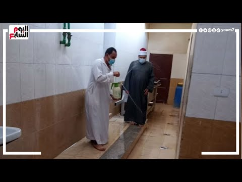 قرارات جديدة من وزارة الأوقاف عن الصلاة فى المساجد وضوابط فتح دورات المياة