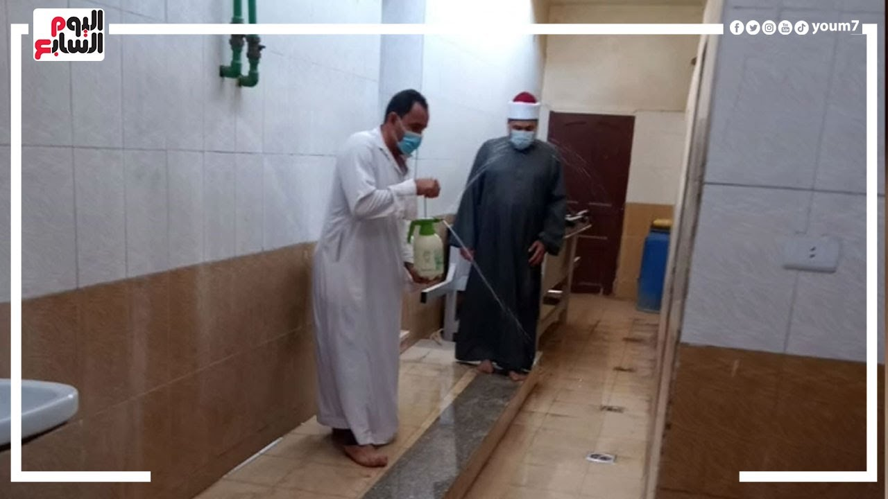 قرارات جديدة من وزارة الأوقاف عن الصلاة فى المساجد وضوابط فتح دورات المياة  - 22:55-2021 / 10 / 19