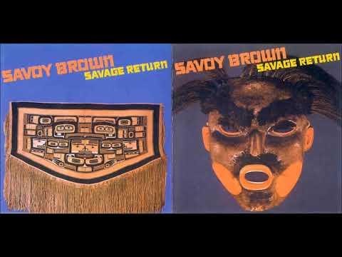 Savoy Brown - Savage Return (1978)