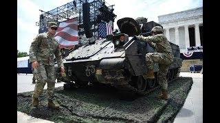 2019 Independence Day parade from Washington D.C. | USA TODAY