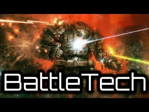 BattleTech Backer Beta Gameplay - Light Cavalry Lance, taking the High Ground