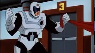 Superman vs The Prototype Suit