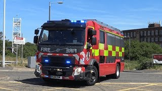 *NEW / BULL HORN* Greater Manchester Fire & Rescue Service - Ashton Technical Rescue Unit Turnout
