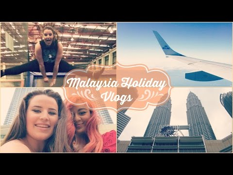 Malaysia Vlogs ~ Part 1