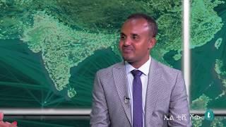 Ethiopian ABN Chairman Dr. Desalenge Chane Funny Interview