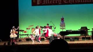 リトミック-どうぶつでんしゃ 指導:豊田ひと美先生 2011年12月...
