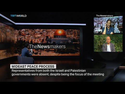 The Newsmakers: Palestine Peace Process and Political Islam in the Fight Against Extremism