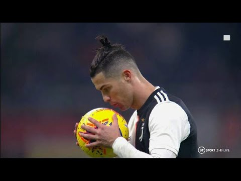 Cristiano Ronaldo Vs AC Milan Away HD 1080i (13/02/2020)