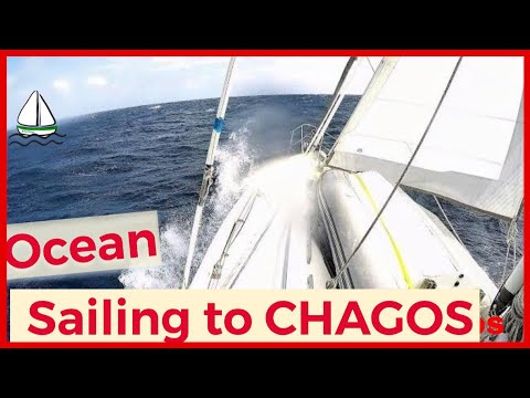 Sailing Indian Ocean: How to use AIS + Siphon Fuel Offshore- Patrick Childress Sailing Tips  #14