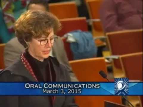 "Cupertino Residents Speak Against BOGUS ""Community Benefits"" Program at March 3rd Council Meeting"