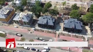 DROONIVIDEO! Tondilossid ja uhked kortermajad: Kopli liinid saavad uue ilme